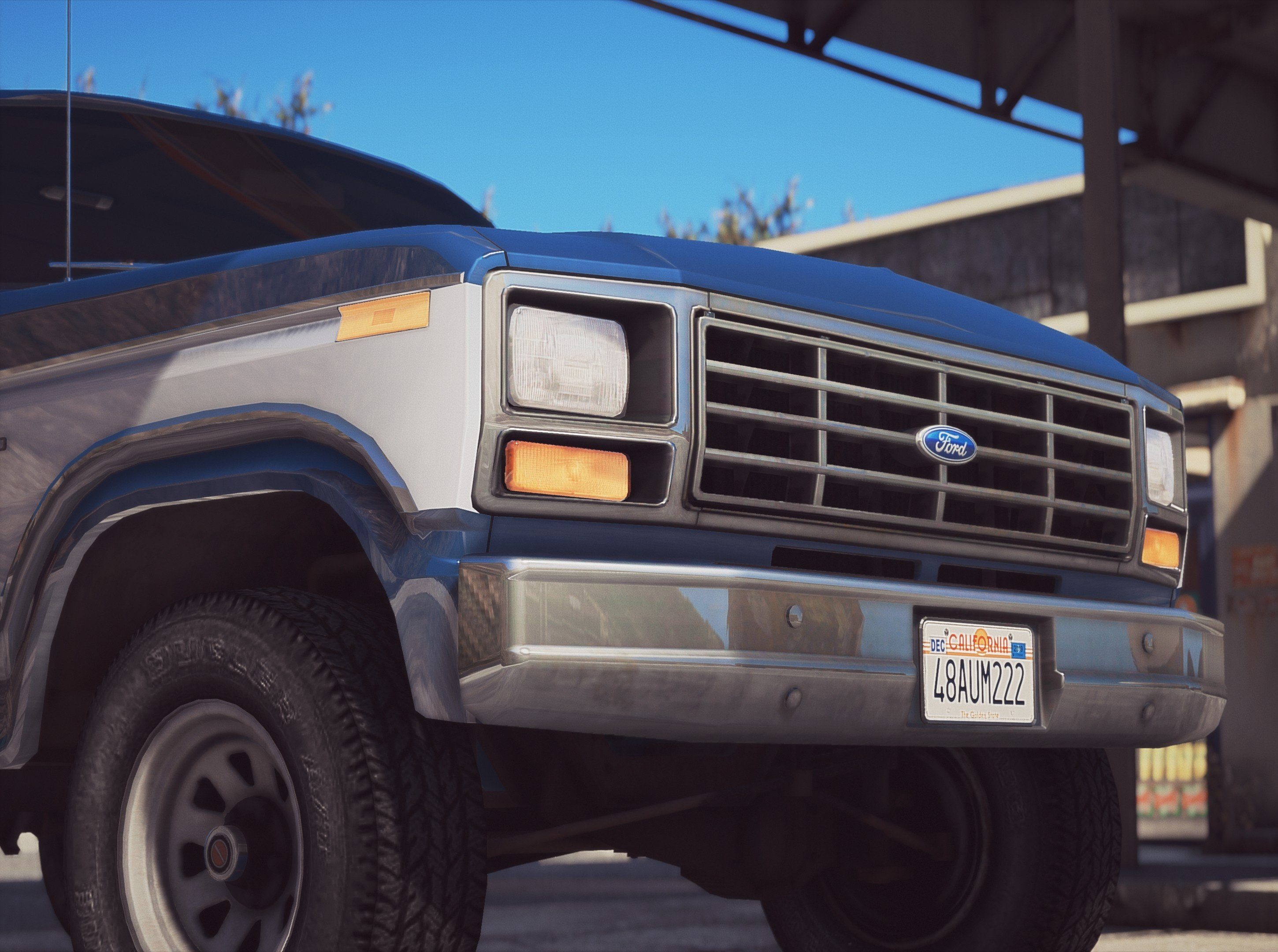 1980-82 Ford Bronco XLT Pack [Add-On | LODs | Extras ...