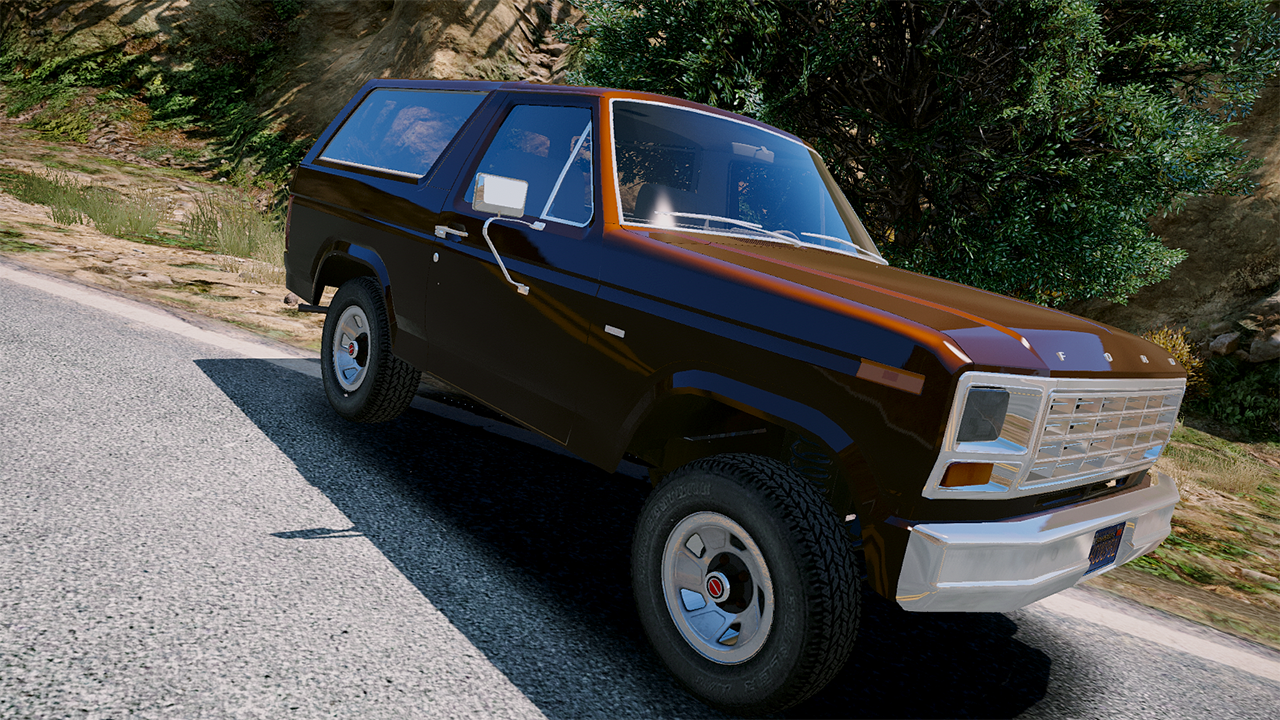 1980 Ford Bronco Add On Replace Lifted C4f949 Gta5 2016 09 28 17 38 25