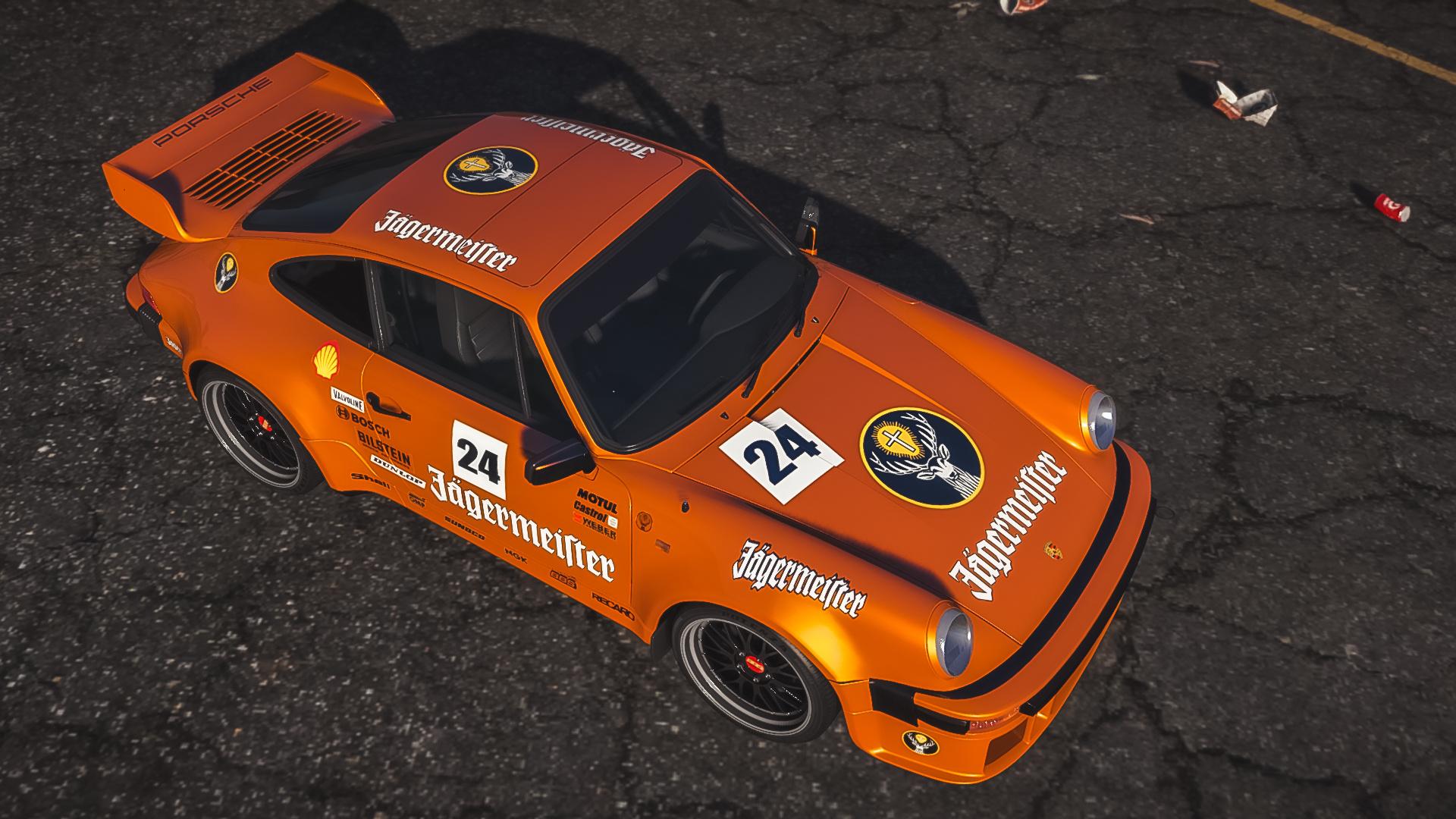 1982 Porsche 911 Turbo 930 Jagermeister Livery Gta5 Mods Com