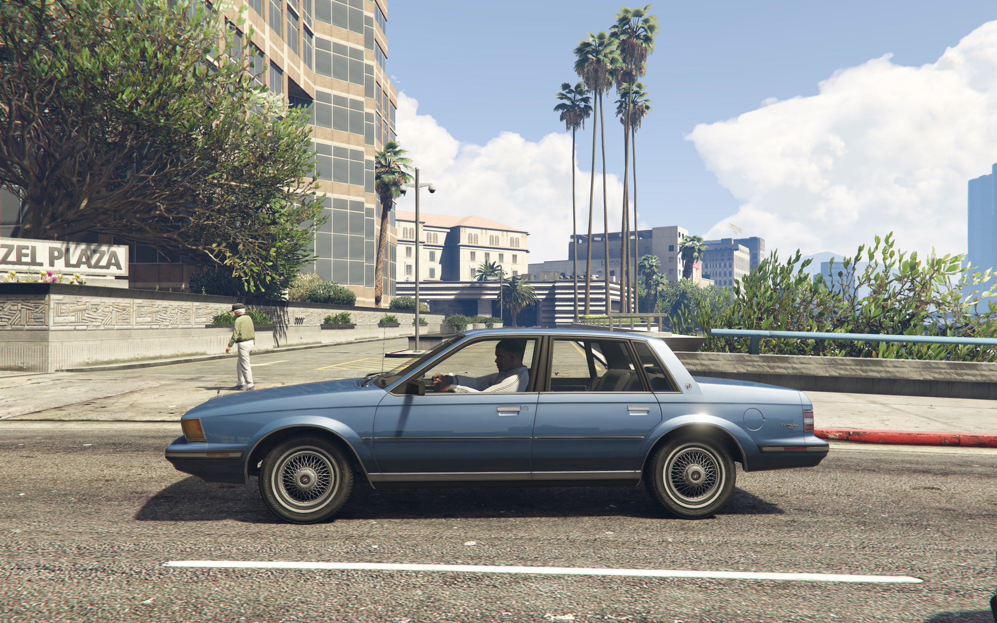 1986 Buick Century Limited Add On Replace Gta5 Mods Com