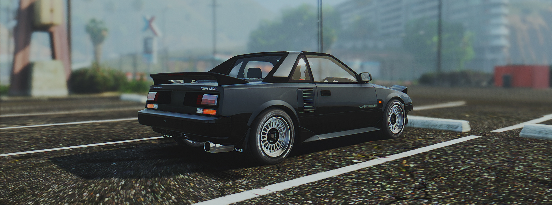 1986 Toyota Mr2 Aw11 Replace Gta5 Mods Com