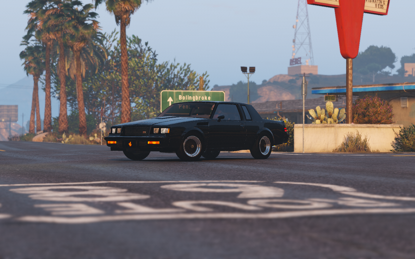 2016 Buick Grand National >> 1987 Buick Gnx Add On Replace Gta5 Mods Com