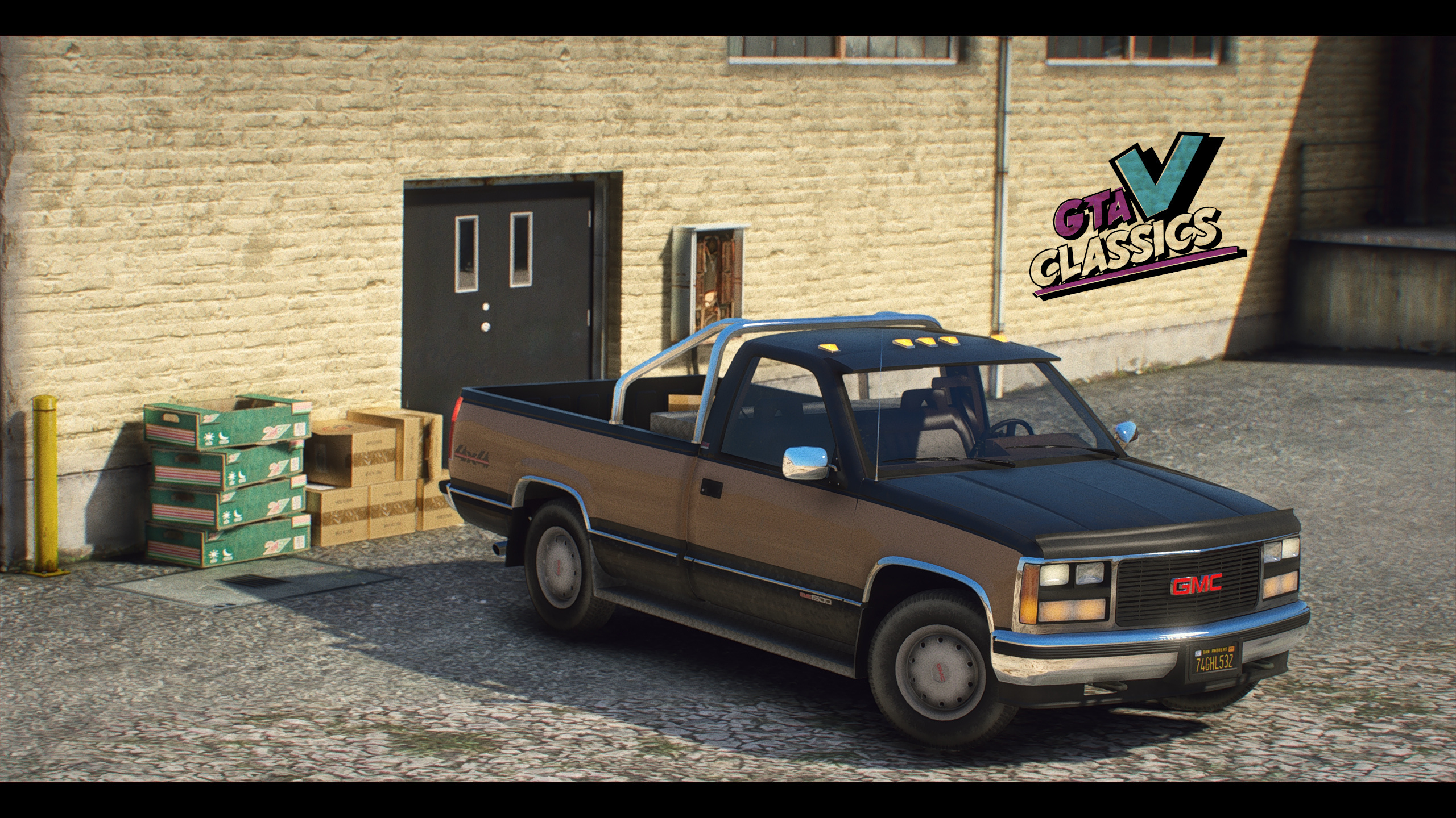 1988 Gmc Sierra 1500 Add On Lods Extras Gta5 Mods Com