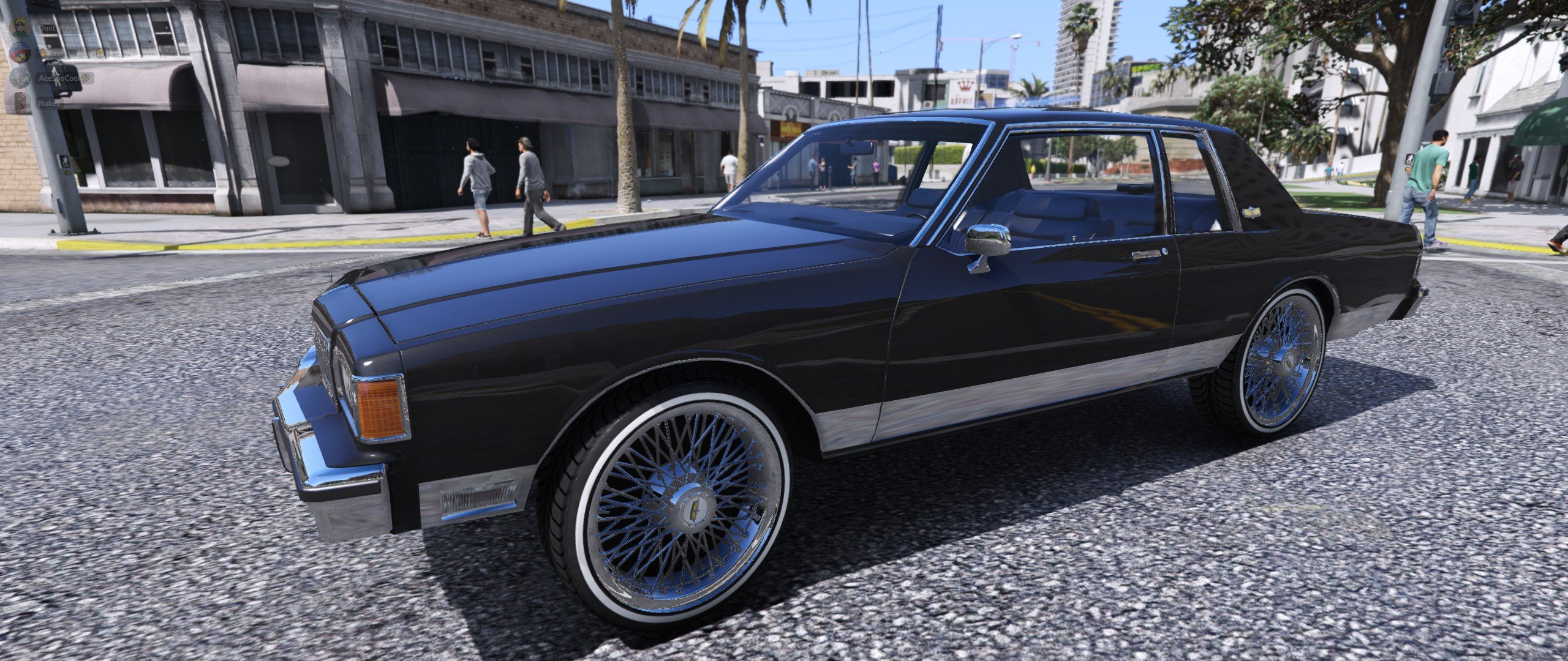 1989 2 door box chevy caprice it might be don 39 s i dont know gta5. Black Bedroom Furniture Sets. Home Design Ideas