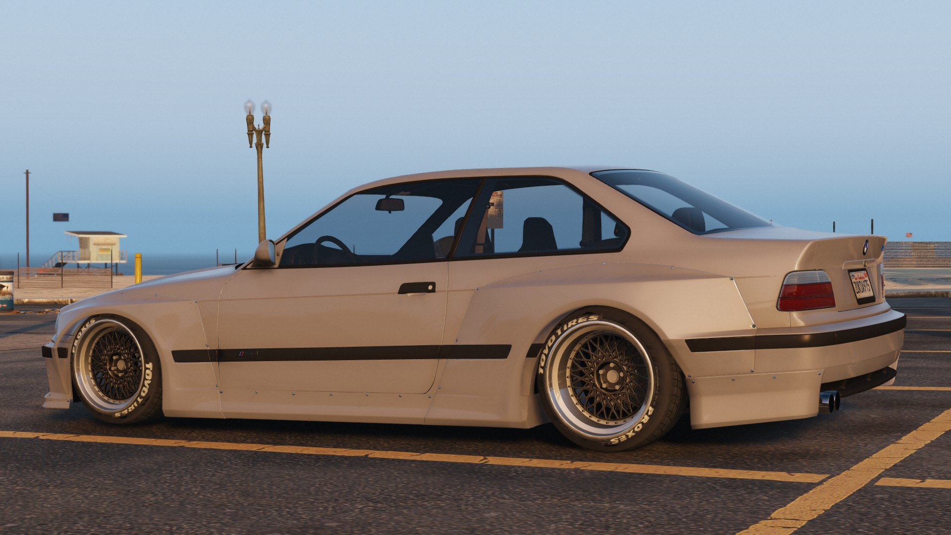 1992 bmw m3 e36 pandem rocket bunny add on replace tuning gta5. Black Bedroom Furniture Sets. Home Design Ideas