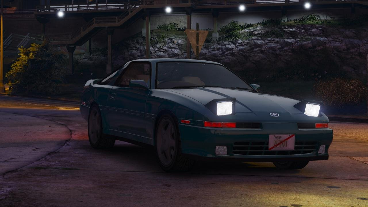 e3886a33b26d 1992 Toyota Supra Turbo Mk3  Add-On