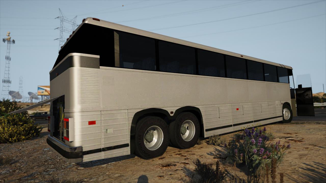 1994 Motor Coach Industries (MCI) MC-12 - GTA5-Mods com