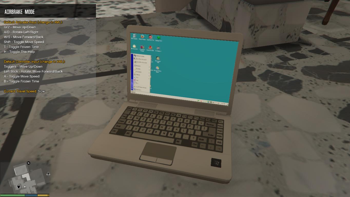 1994 Pentium One Computer with Windows 98 - GTA5-Mods com