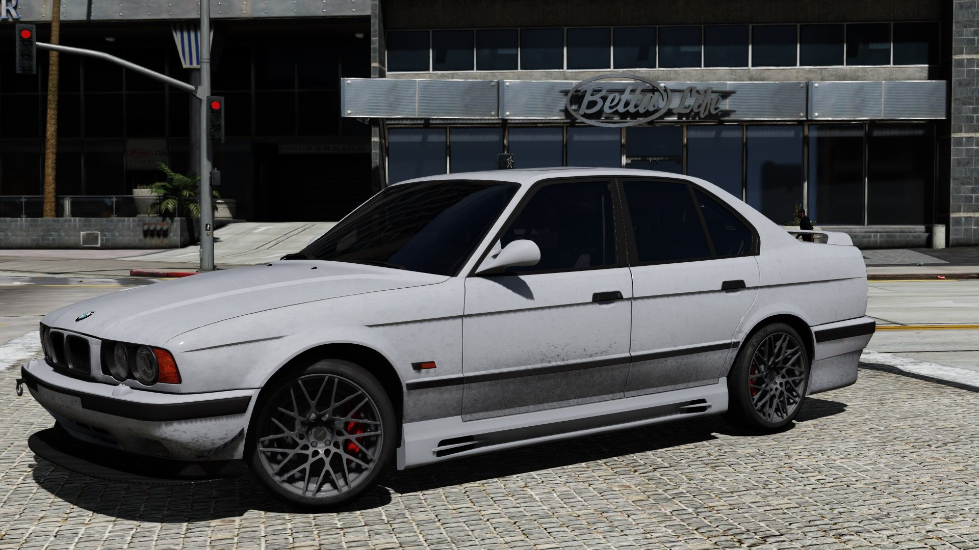 1995 BMW M5 E34 [Add-On / Replace | Tuning] - GTA5-Mods.com