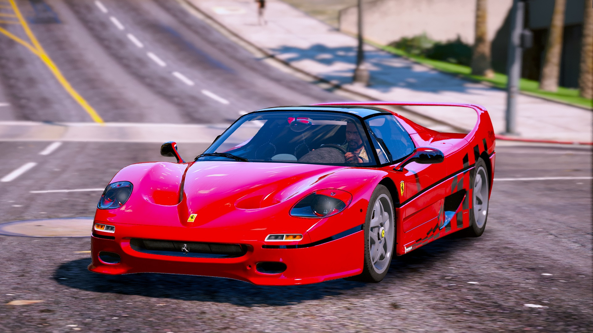 1995 Ferrari F50 [Add-On] - GTA5-Mods.com