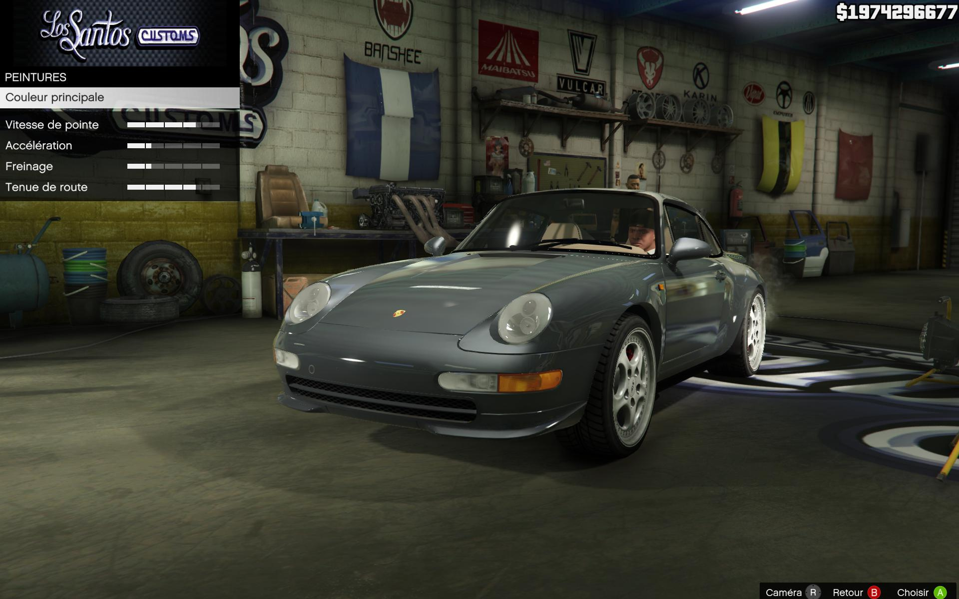 1995 porsche carrera rs gta5. Black Bedroom Furniture Sets. Home Design Ideas