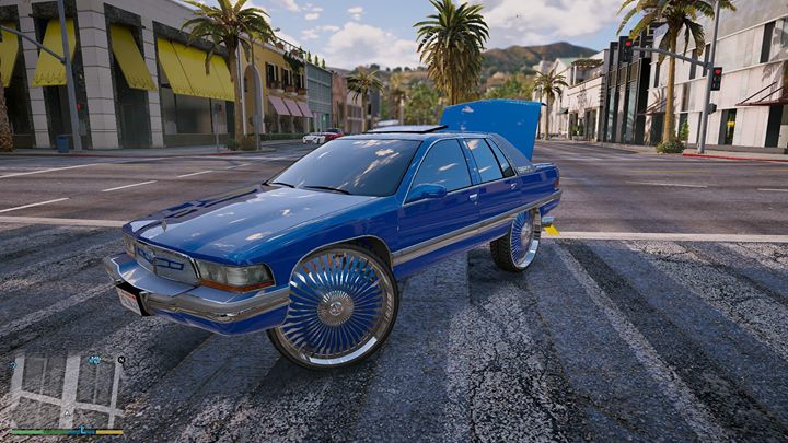 1996 buick roadmaster donk gta5. Black Bedroom Furniture Sets. Home Design Ideas