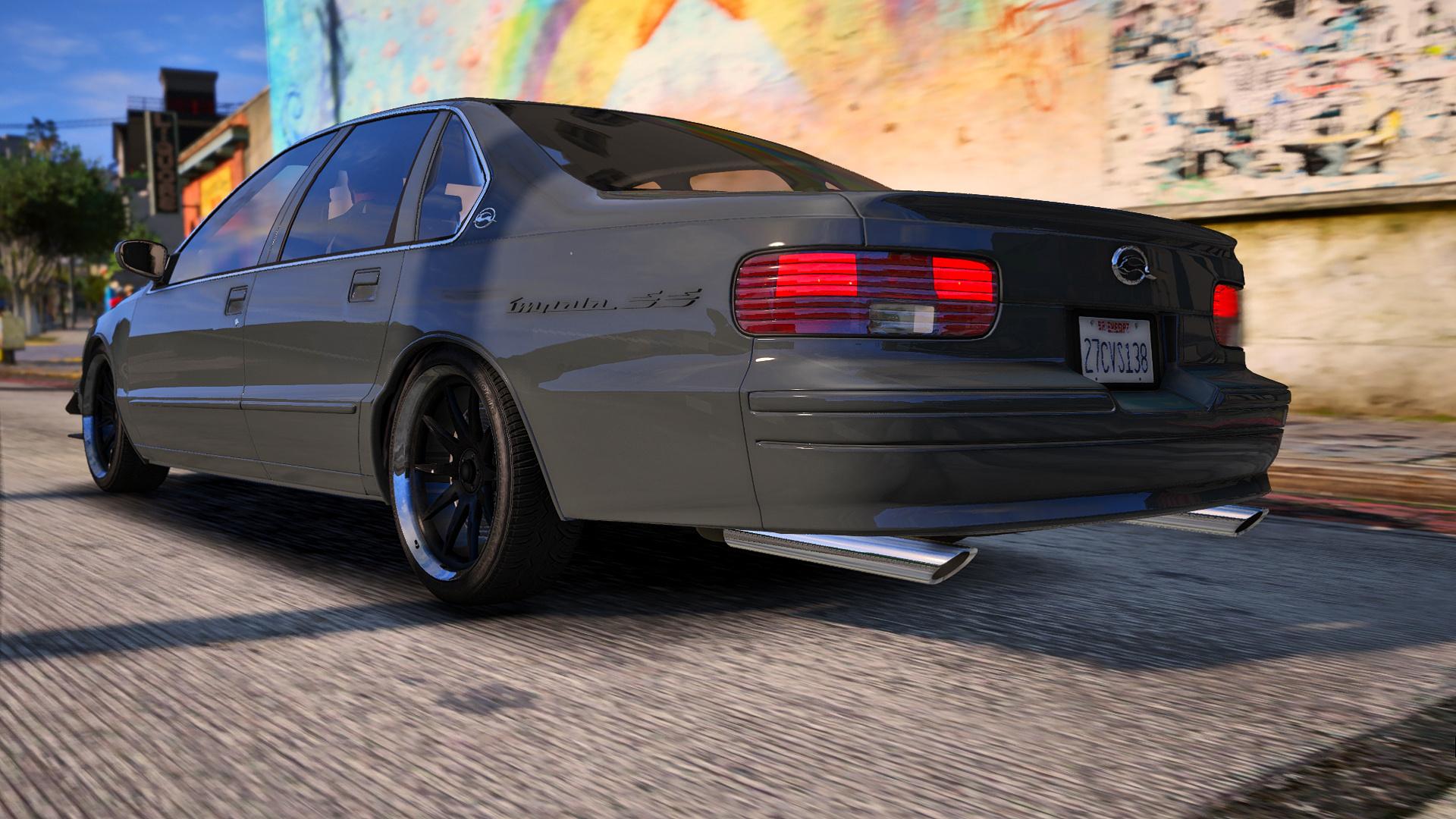 1996 Chevrolet Impala SS [Add-On | Tuning] - GTA5-Mods.com