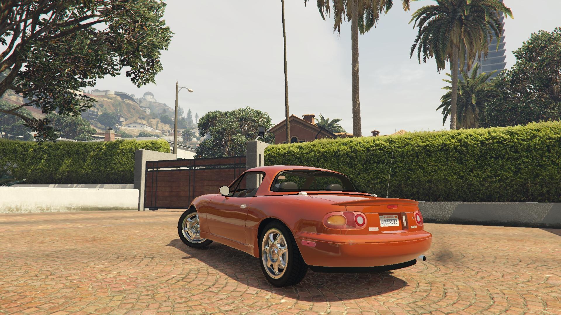 1997 Mazda Miata Mx 5 Gta5 Mods Com