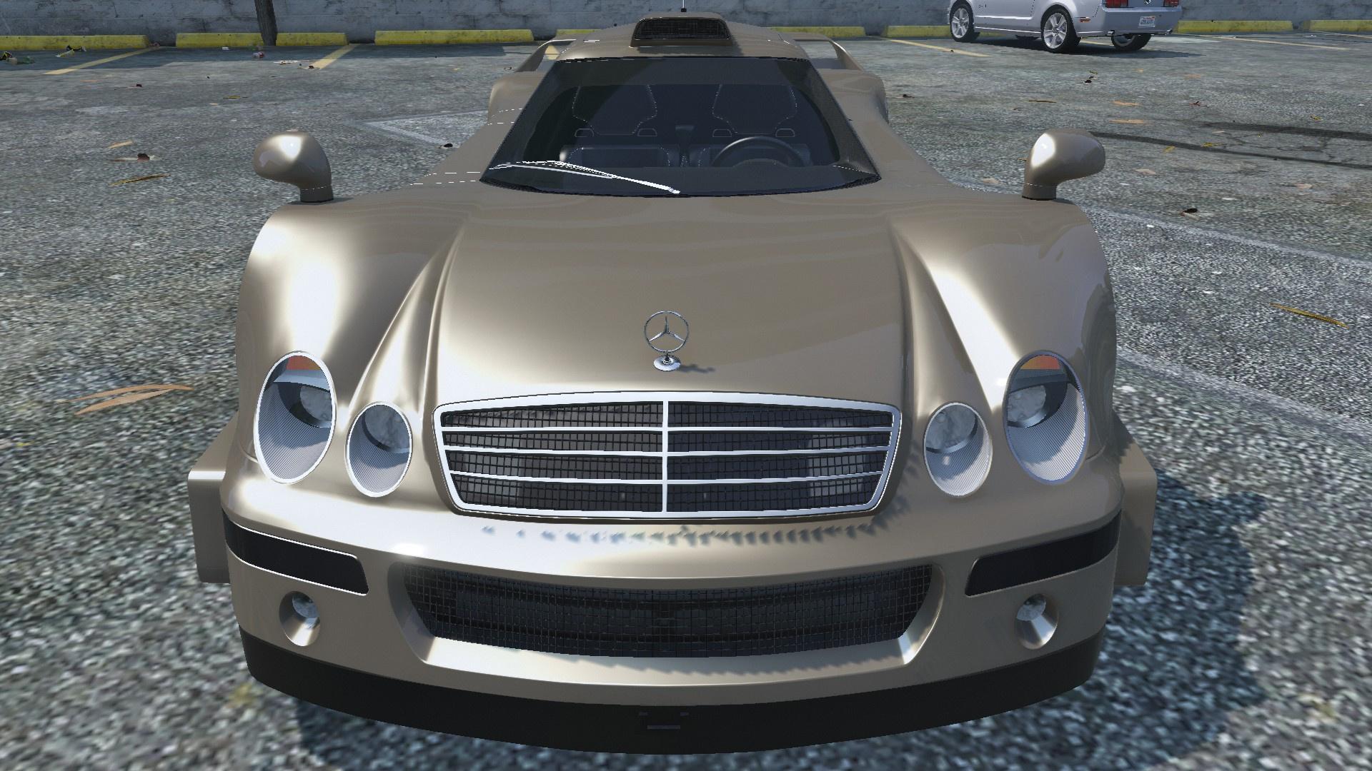1964 Aston Martin Db5 >> 1998 Mercedes-Benz CLK-GTR - GTA5-Mods.com