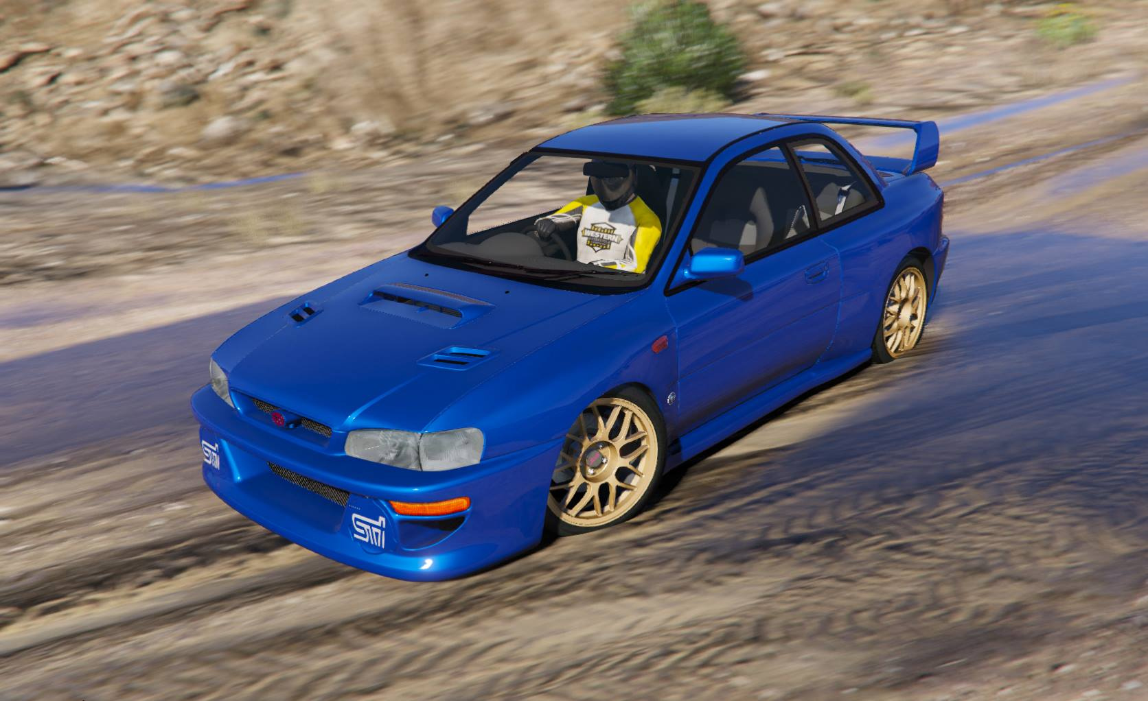 1998 subaru impreza 22b sti series i add on replace tuning hq gta5. Black Bedroom Furniture Sets. Home Design Ideas