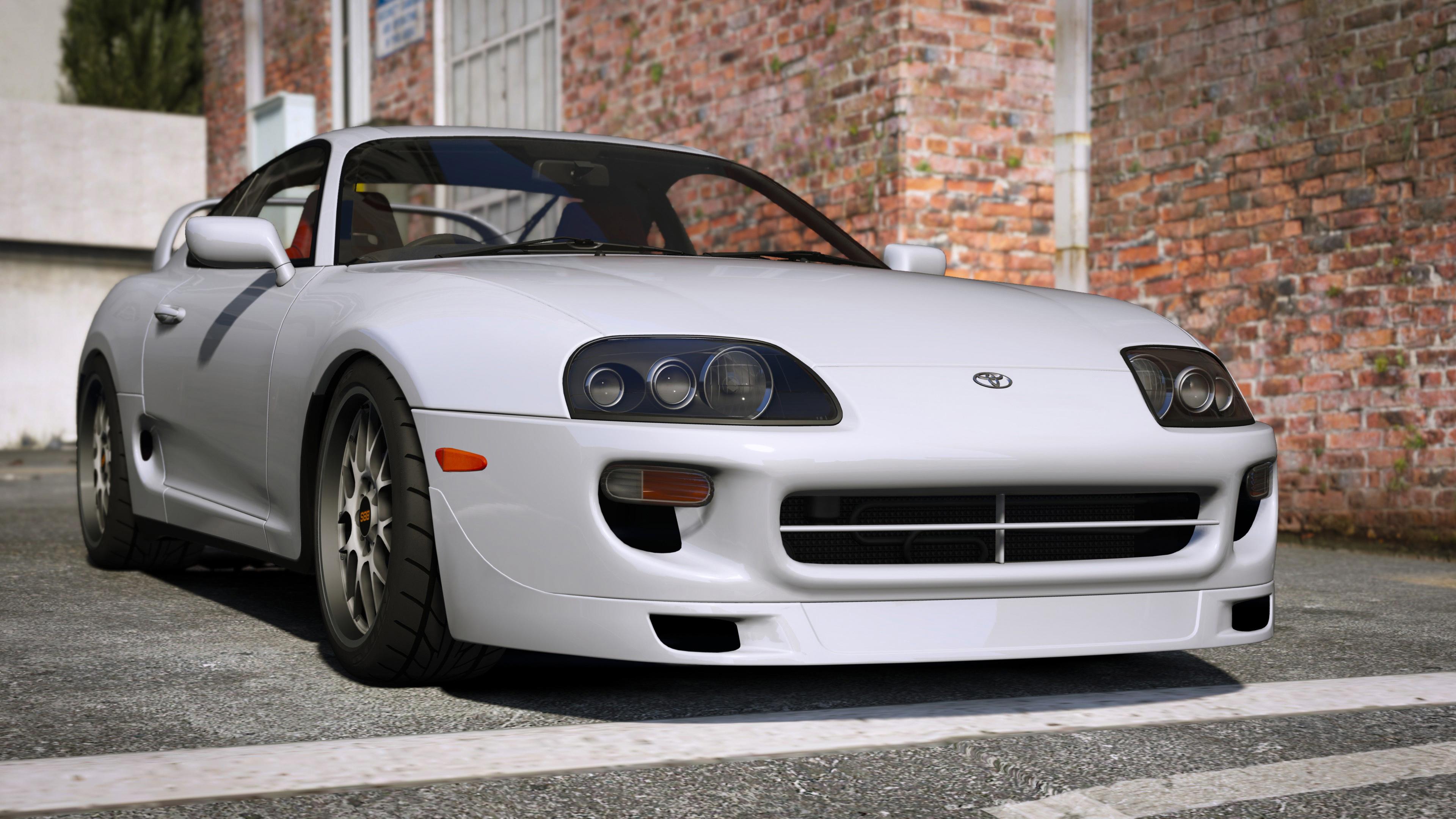 1998 Toyota Supra (JZA80) [ TRD   Varis-Ridox ] - GTA5 ...