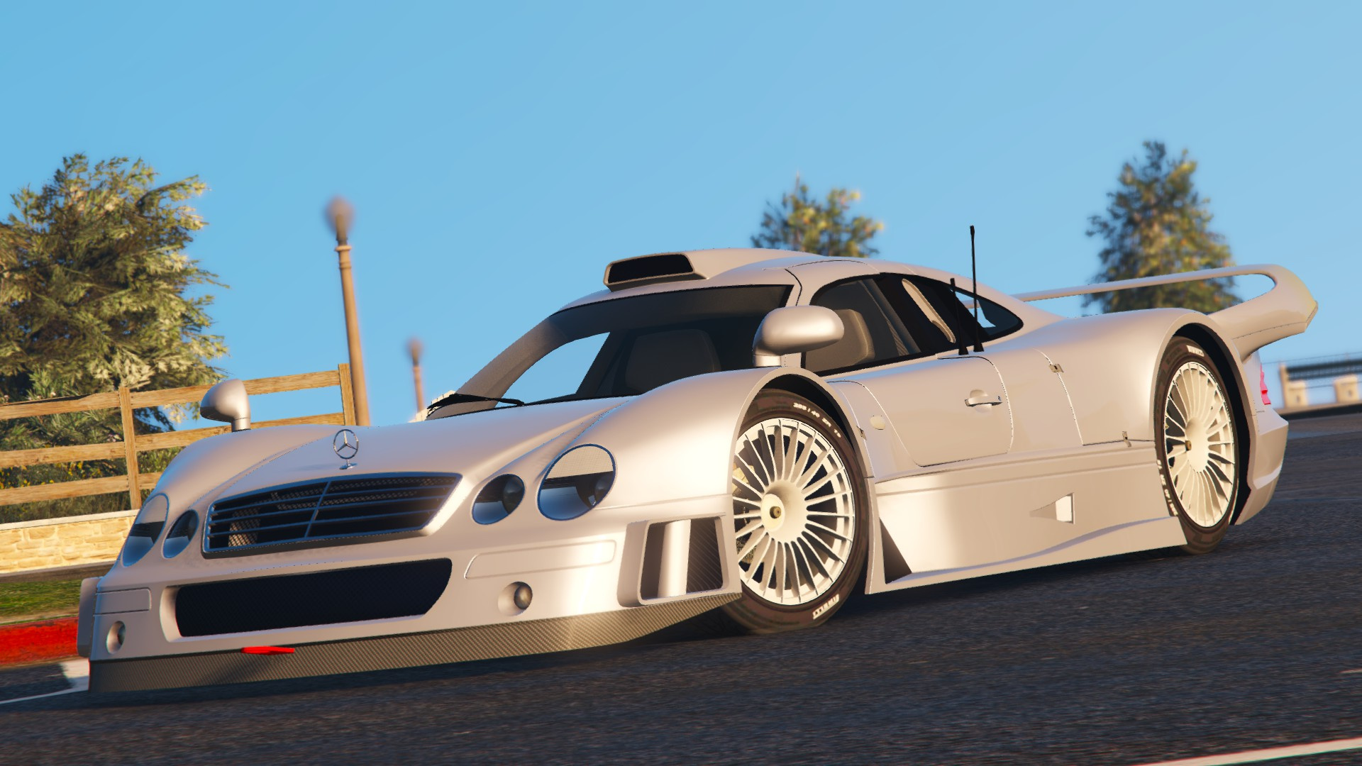 Mercedes Benz Clk Gtr >> 1999 Amg Mercedes Benz Clk Gtr Coupe Gta5 Mods Com