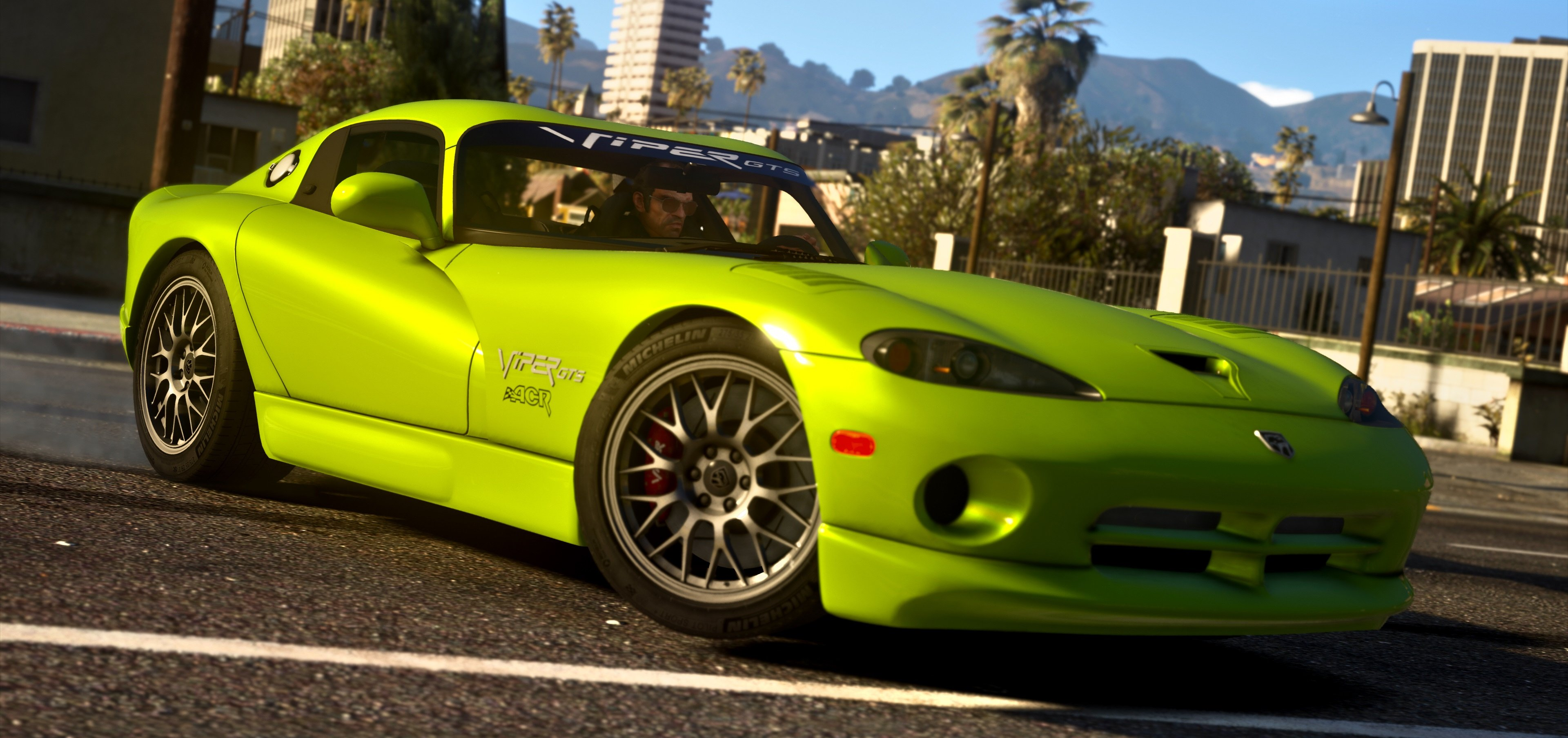 1999 dodge viper gts acr add on replace tuning template gta5. Black Bedroom Furniture Sets. Home Design Ideas