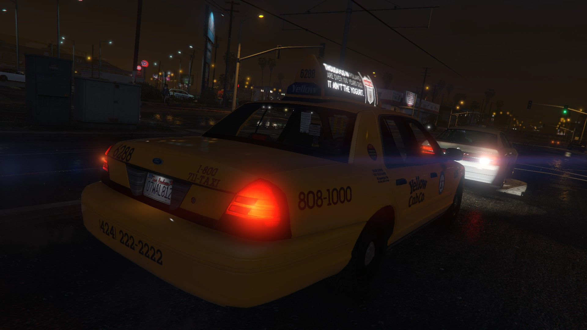 1999 Ford Crown Victoria Taxi Gta5 Mods Com