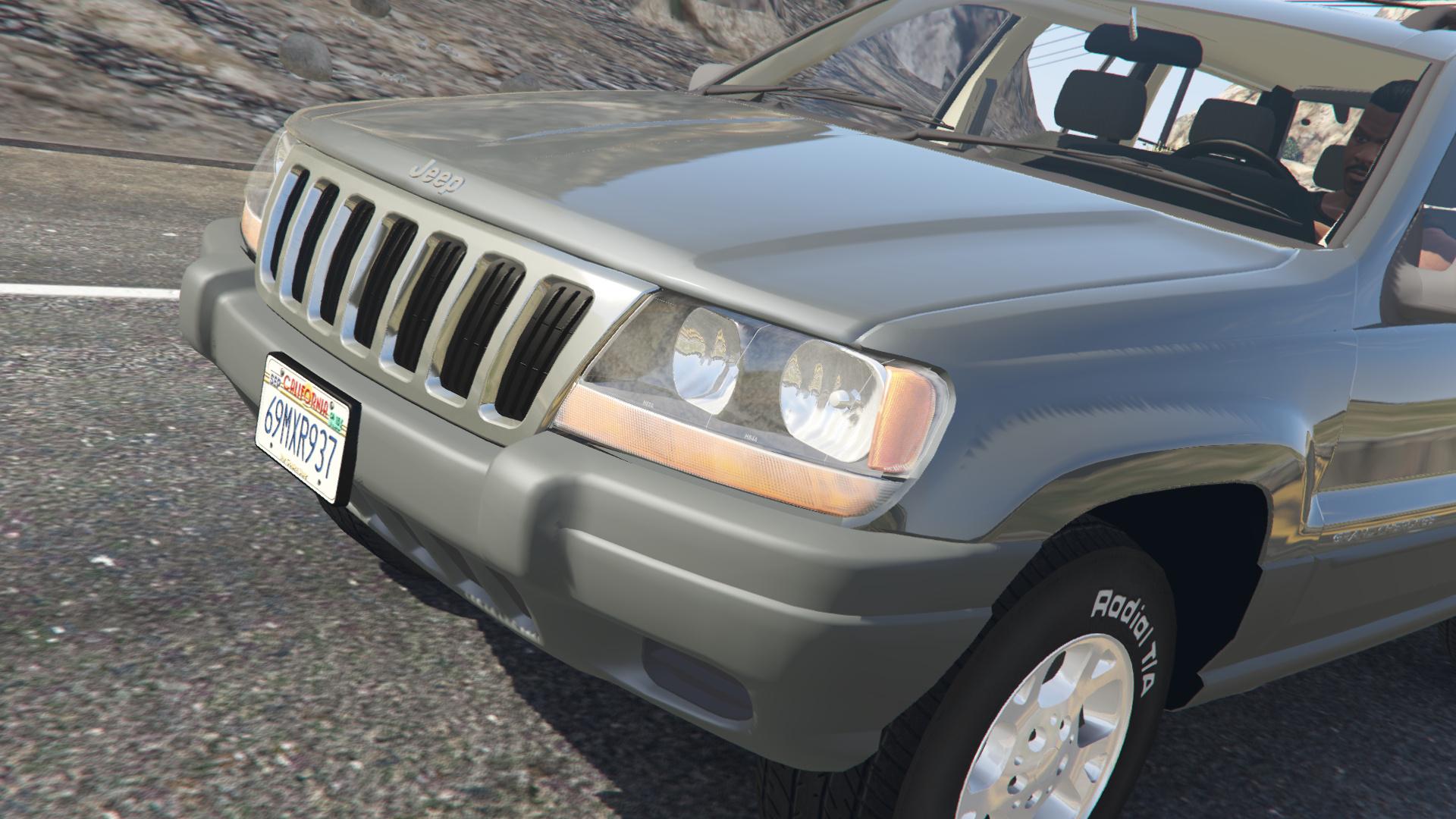 1999 Jeep Grand Cherokee  Wj   Unlocked