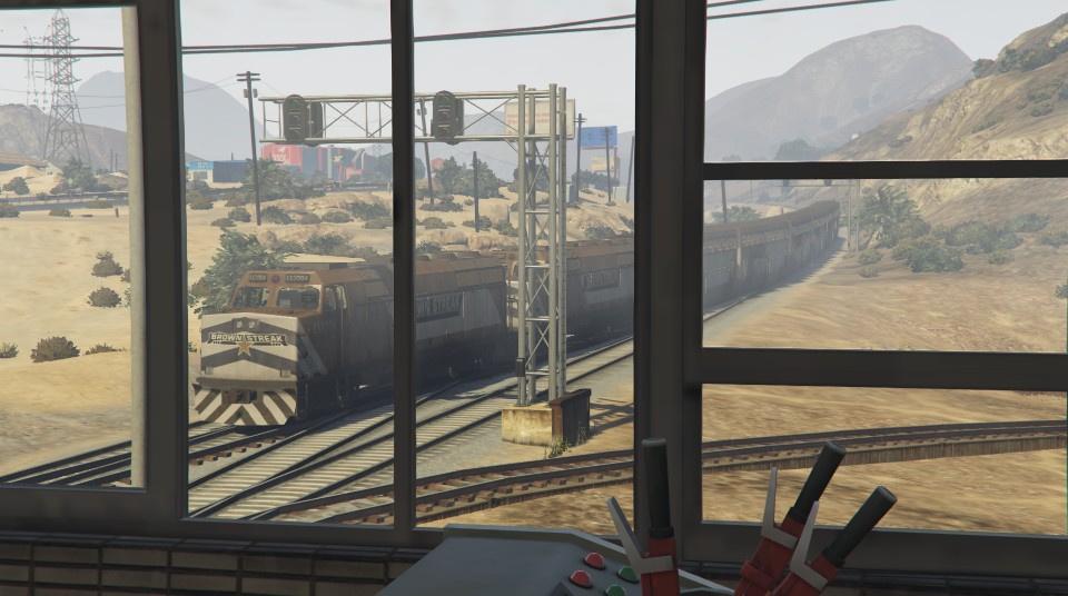 2 Trains 2 Tracks Los Santos Local Gta5 Mods Com