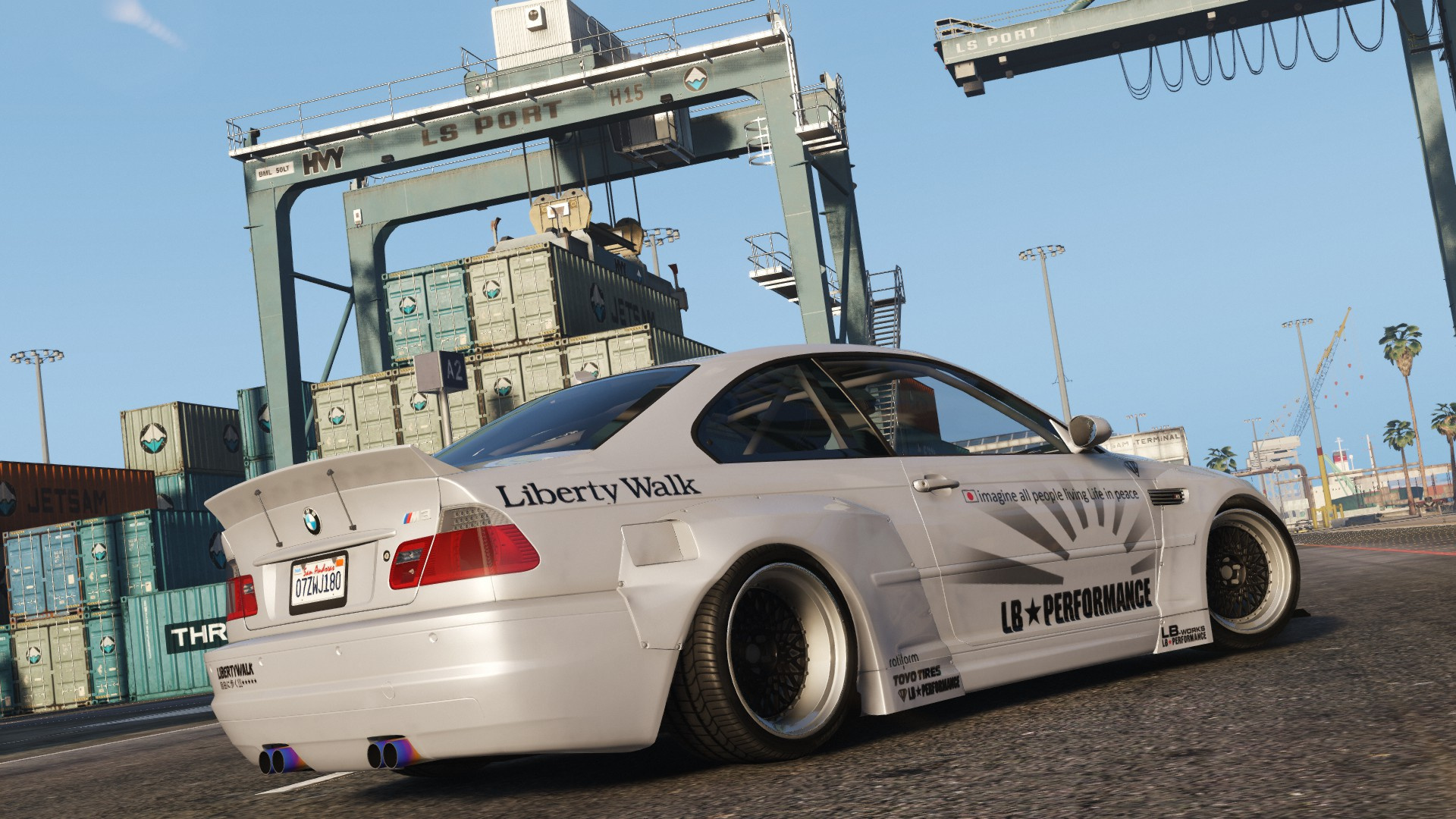 2000 BMW M3 E46 Pandem Rocket Bunny [Add-On / Replace
