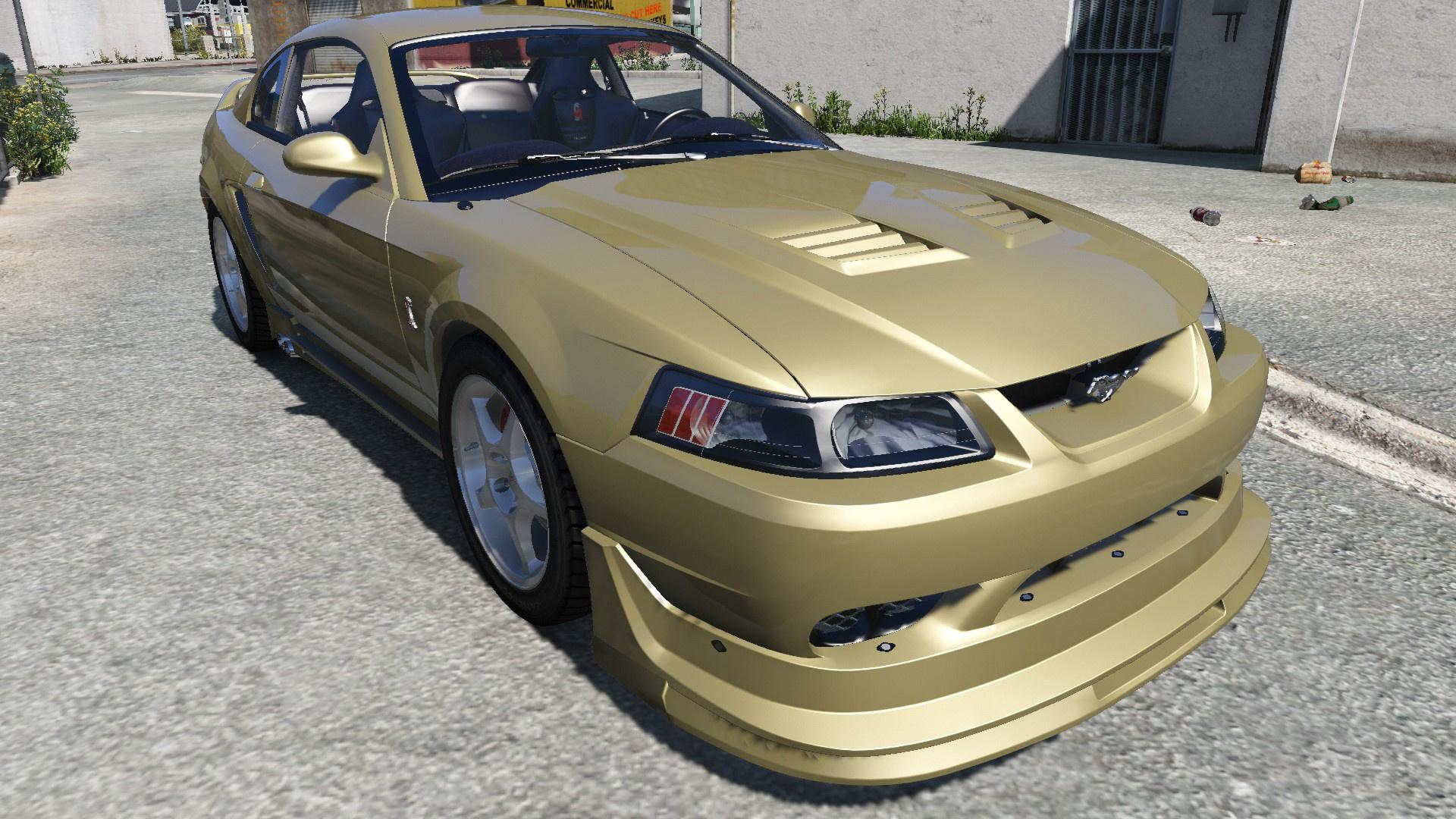 2000 ford mustang cobra r gta5 - Mustang modification ...
