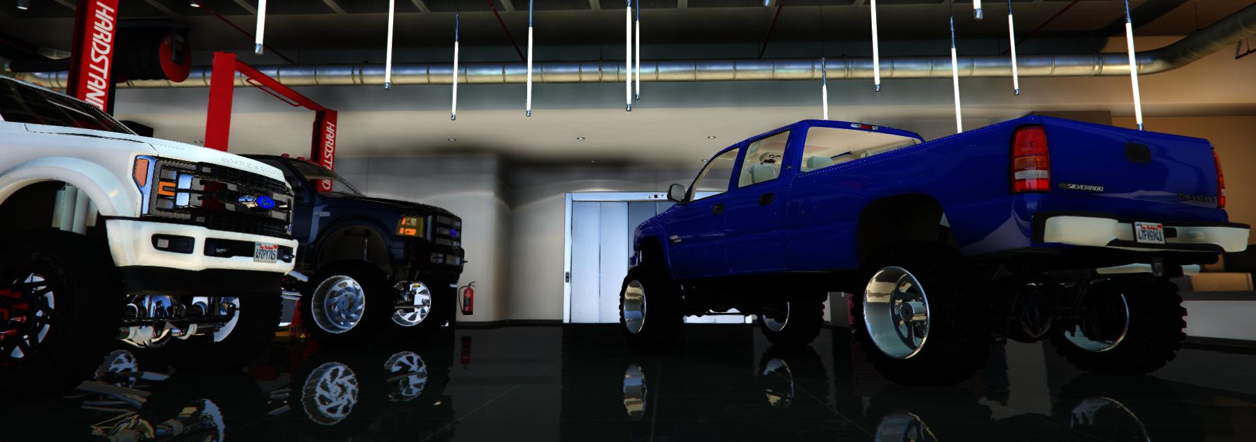 2001 Chevrolet Silverado 3500 Duramax Diesel