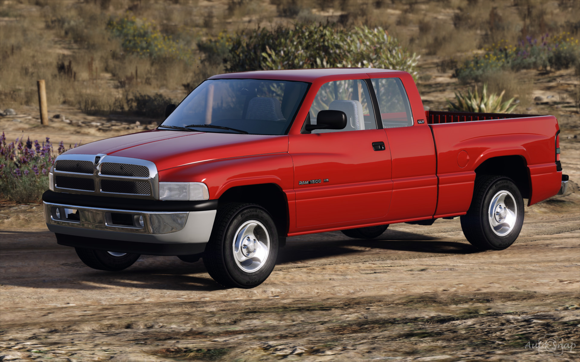 1999 dodge ram 1500 add on replace gta5. Black Bedroom Furniture Sets. Home Design Ideas