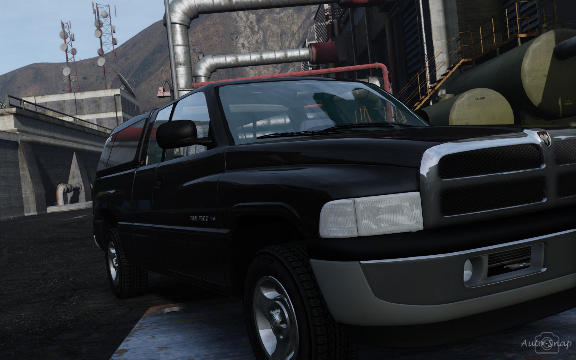 Af My Pick on 1994 Dodge Ram 3500