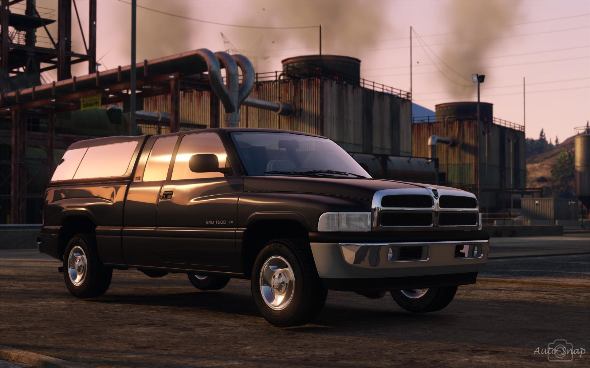 Af My Pick on 2001 Dodge 2500 Sport