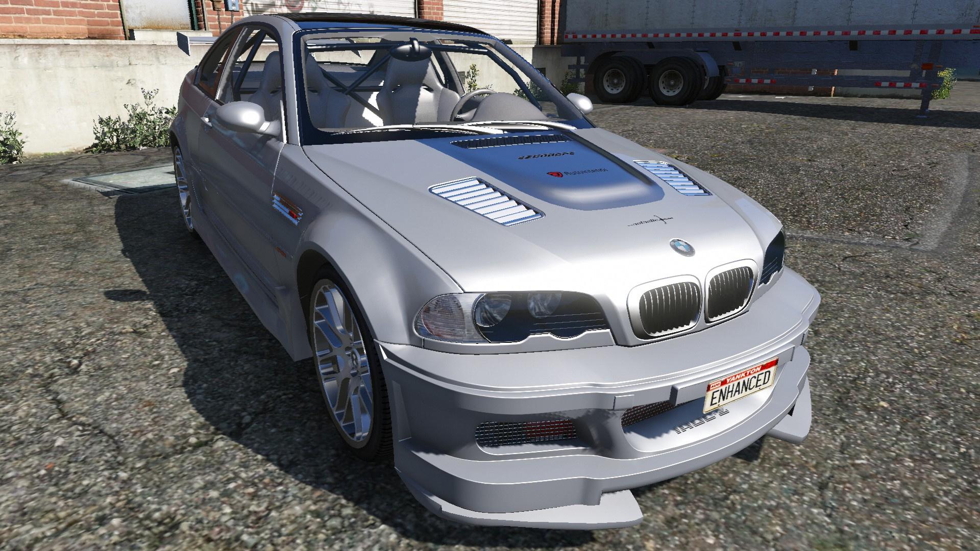 2002 Bmw M3 Gtr Street Version Gta5 Mods Com