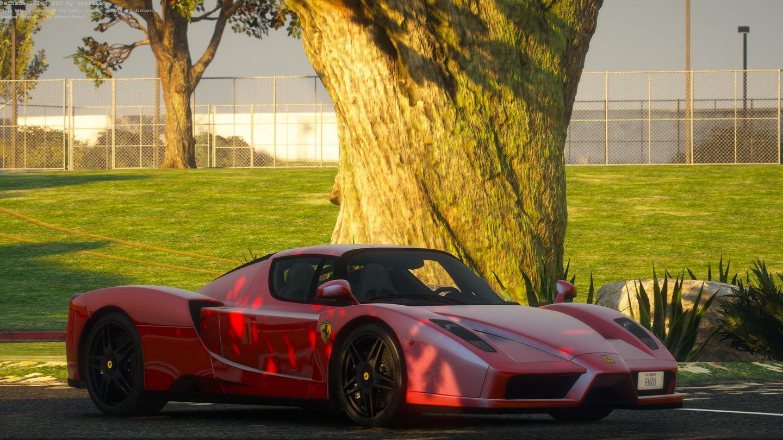2002 Ferrari Enzo Add On Tuning Gta5 Mods Com