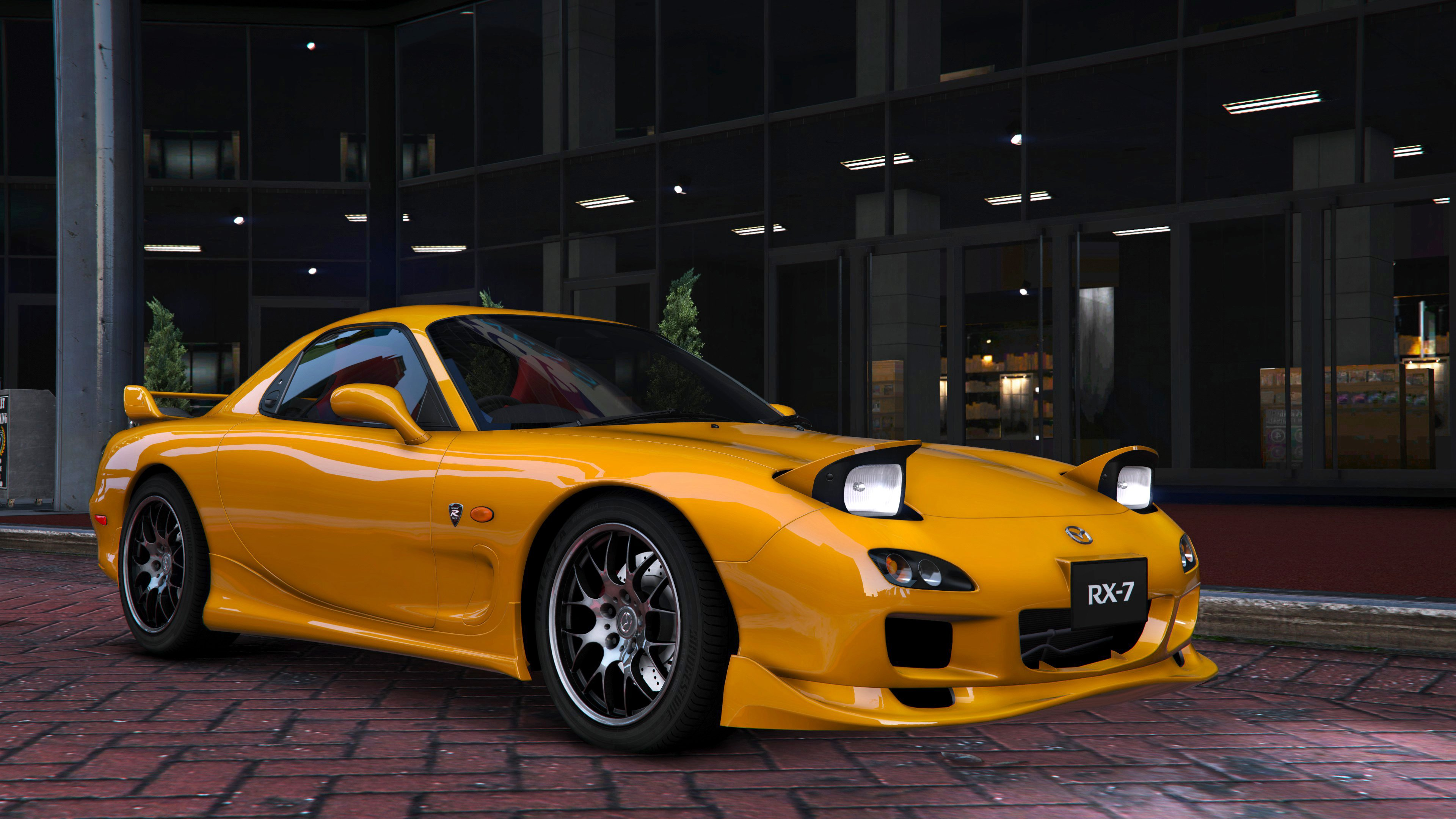 2002 mazda rx7 spirit r type a series iii fd3s gta5. Black Bedroom Furniture Sets. Home Design Ideas