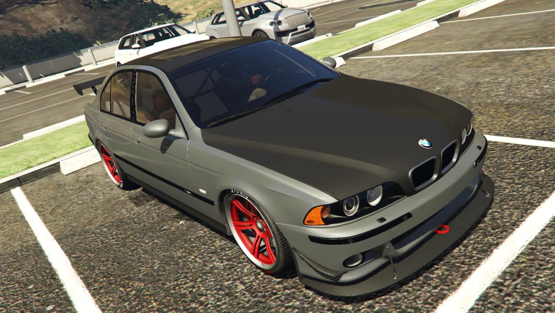Fabulous 2003 BMW M5 E39 [Add-On / Replace | Tuning] - GTA5-Mods.com @LN54