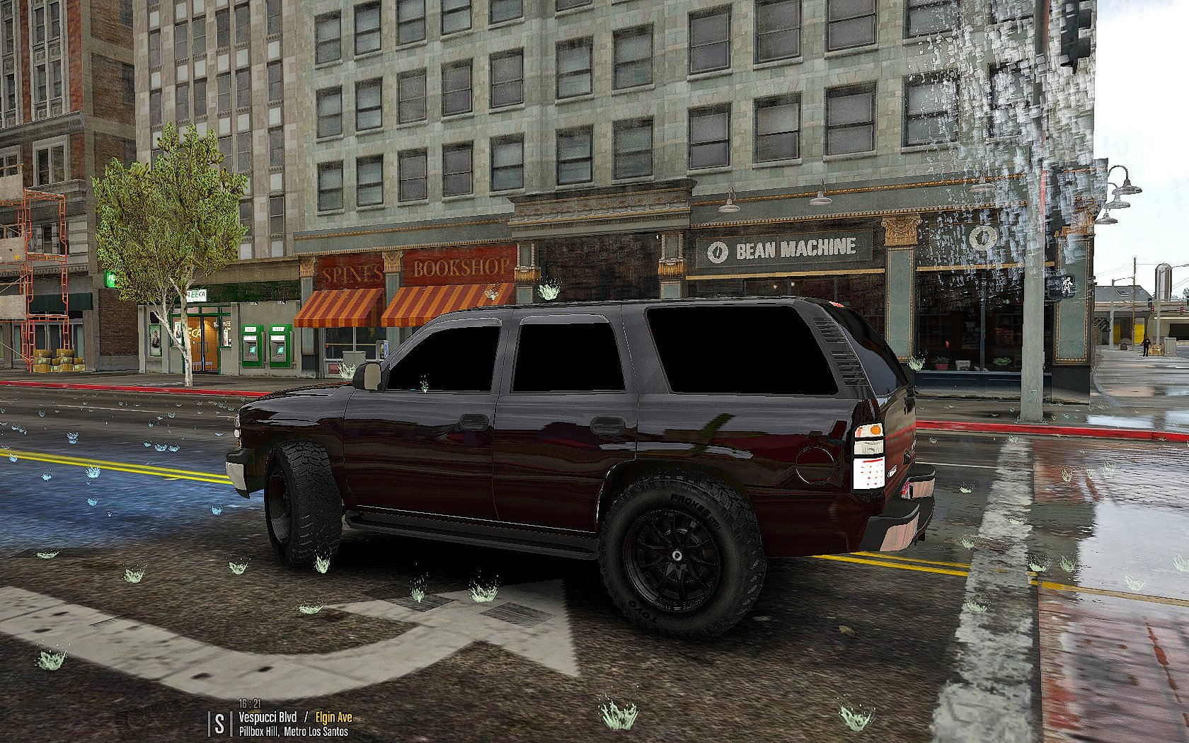 2003 Chevy Tahoe [Replace] Regular and Donk versions ...