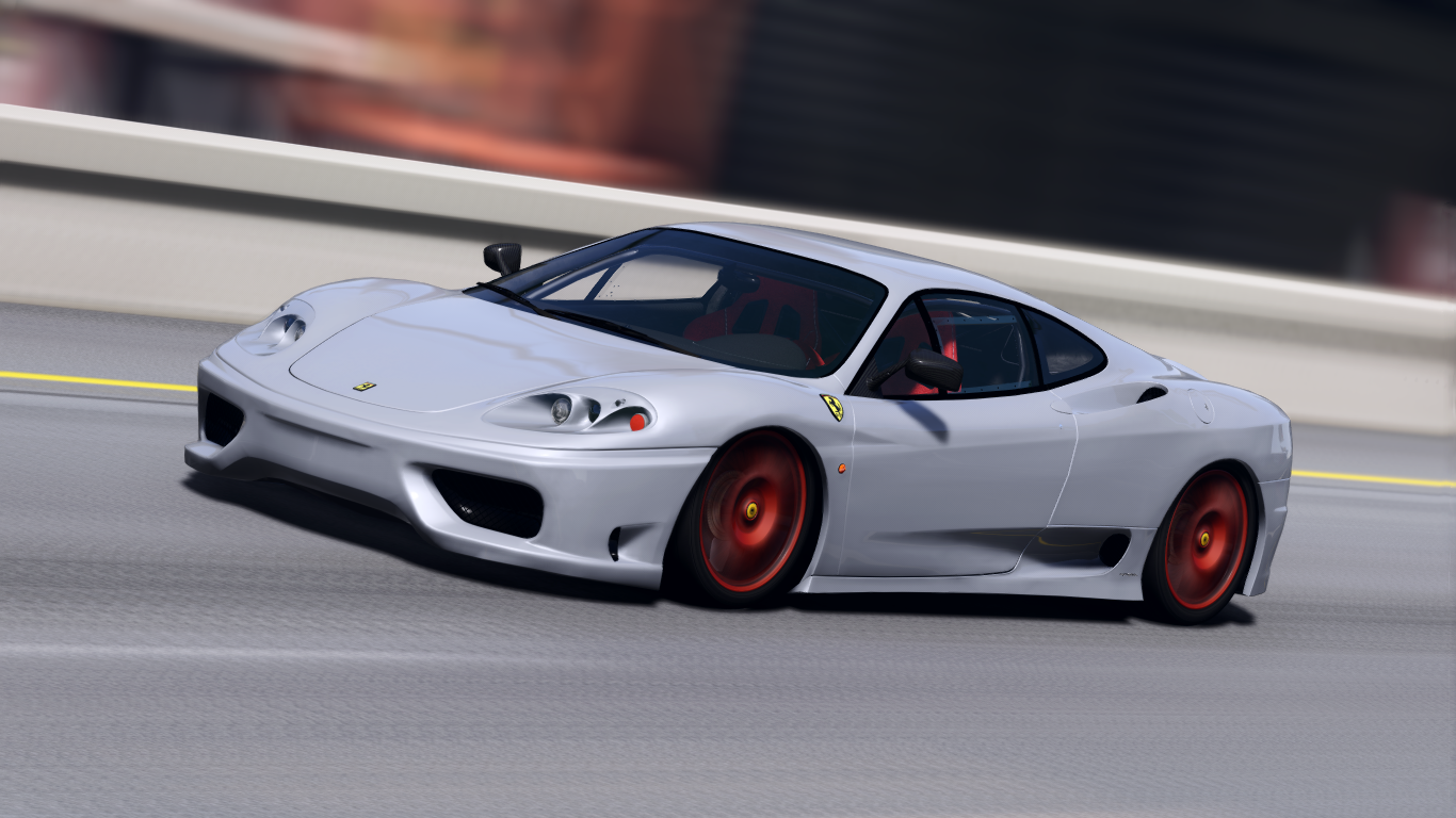 2003 ferrari 360 challenge stradale add on gta5. Black Bedroom Furniture Sets. Home Design Ideas
