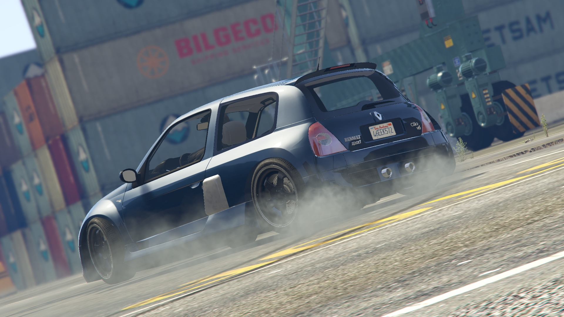 2003 Renault Clio V6 (Phase 2) [Add-On Tuning] - GTA5-Mods.com