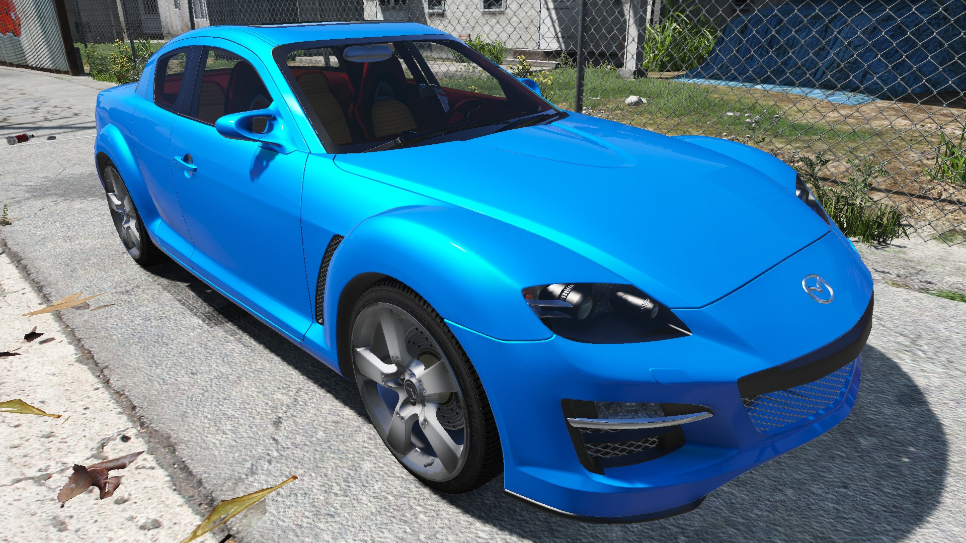 2004 mazda rx 8 gta5. Black Bedroom Furniture Sets. Home Design Ideas