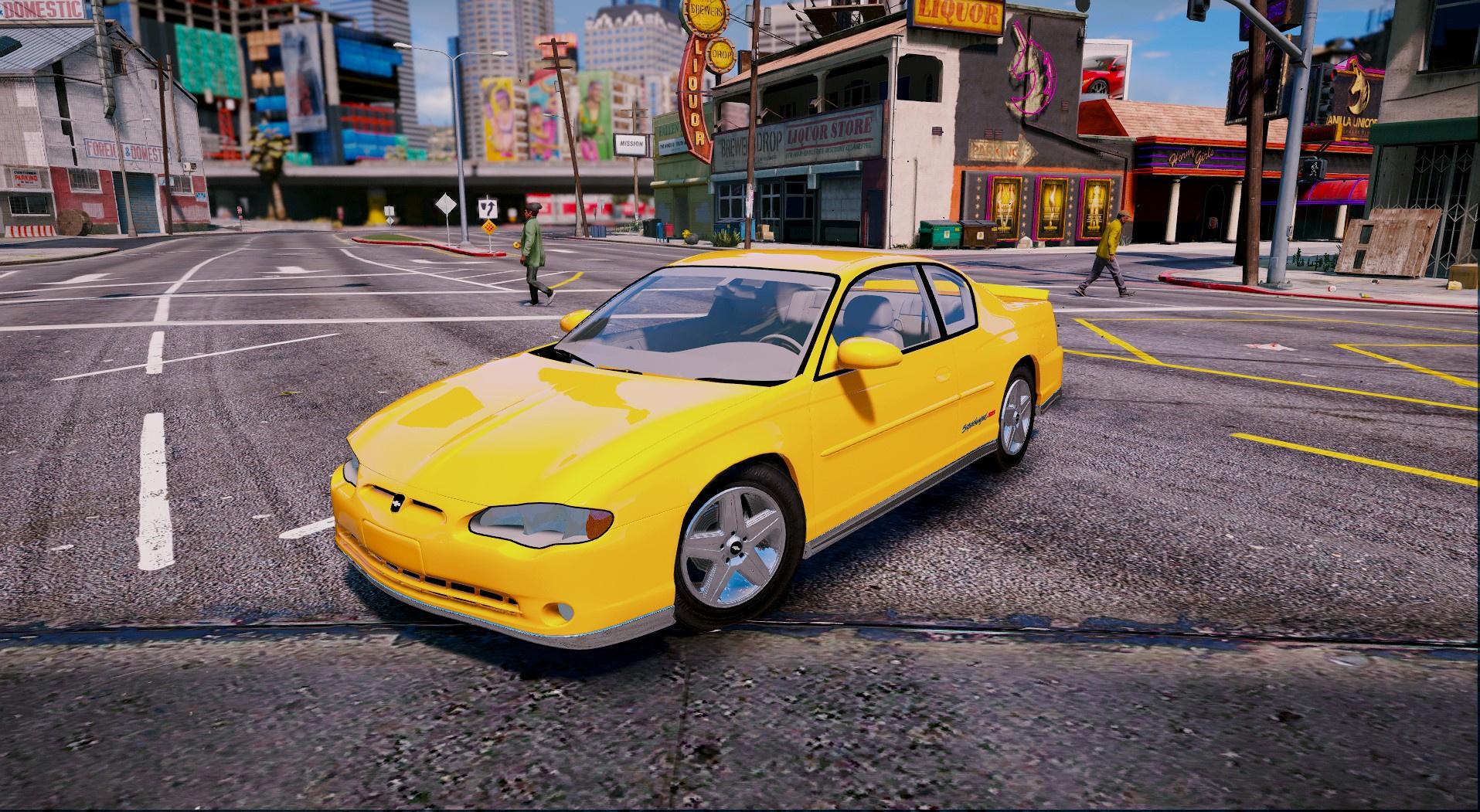 2004 Chevrolet Monte Carlo GTA5 Mods
