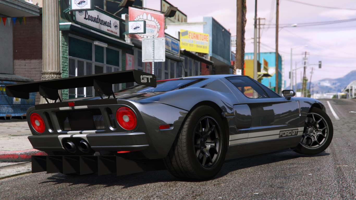 Mustang Gt  Ford Gt Add On Gta