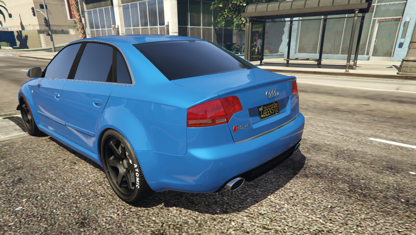 2006 audi rs4 gta5. Black Bedroom Furniture Sets. Home Design Ideas