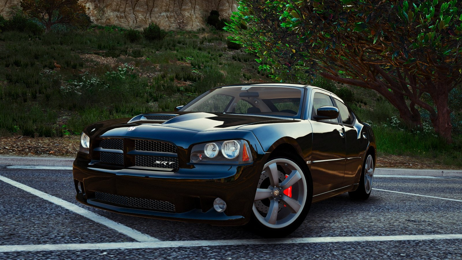 2006 Dodge Charger SRT8 - GTA5-Mods.com