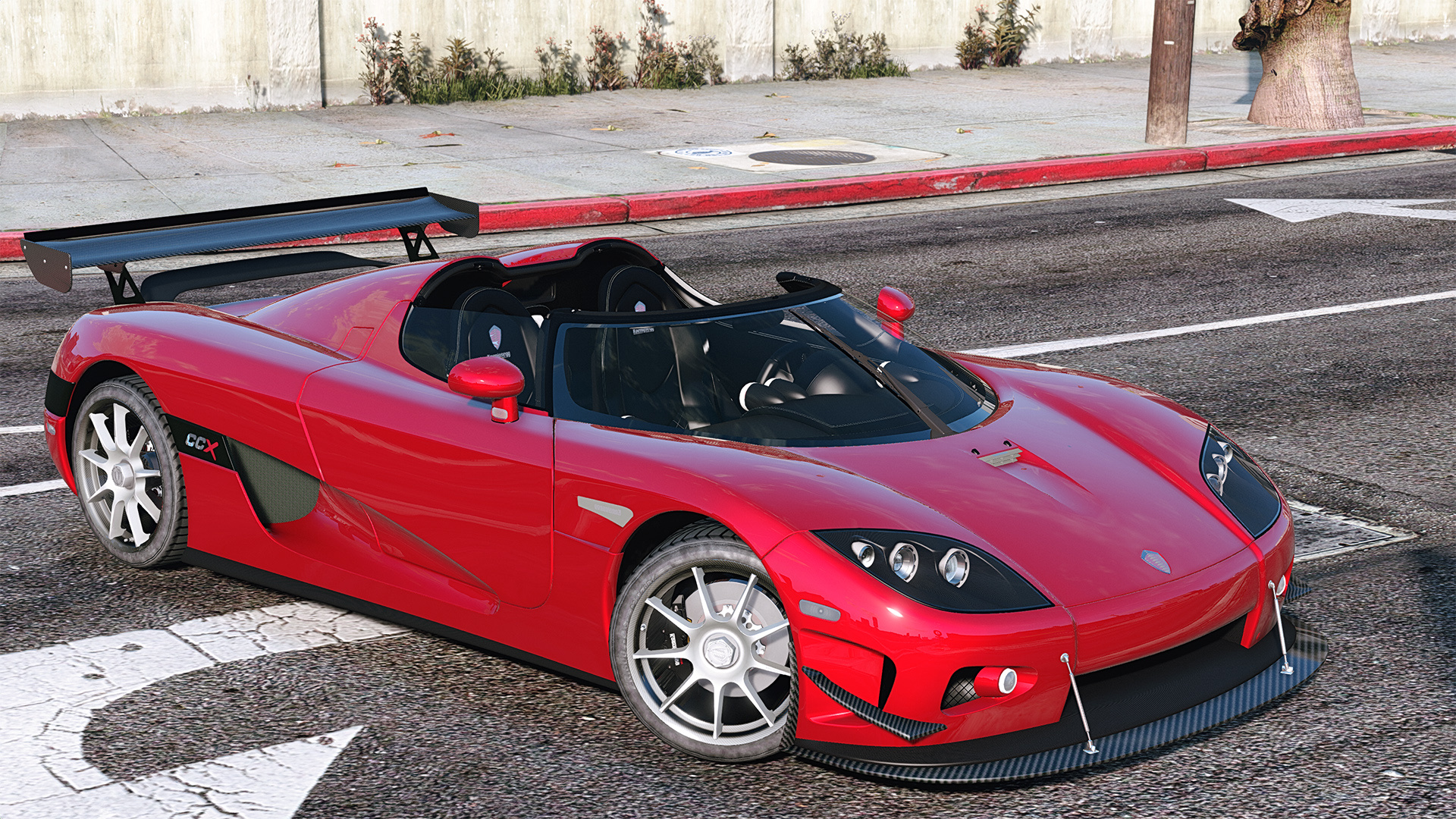 2006 Koenigsegg Ccx Autovista Add On Replace Tuning Gta5 Mods Com