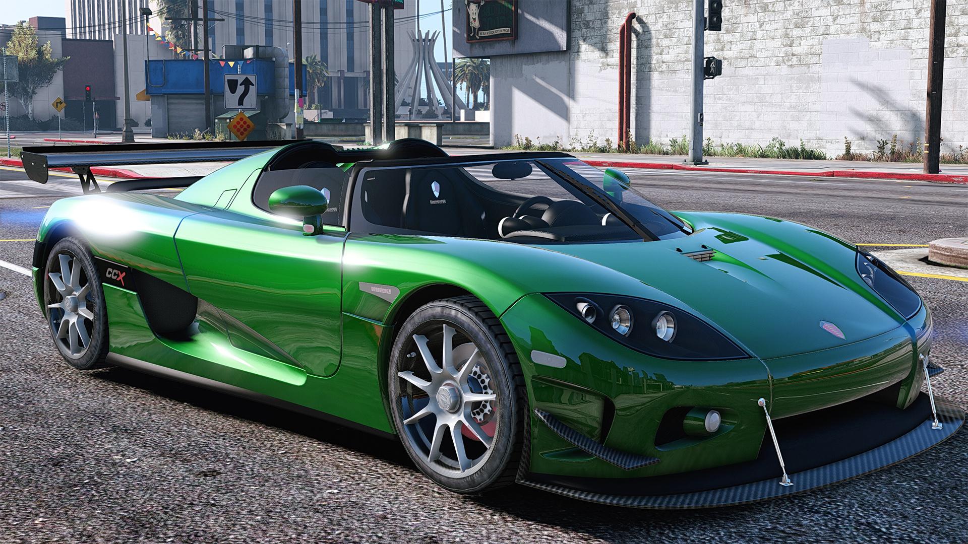2006 Koenigsegg CCX [Autovista] [Add-On / Replace | Tuning] - GTA5-Mods.com