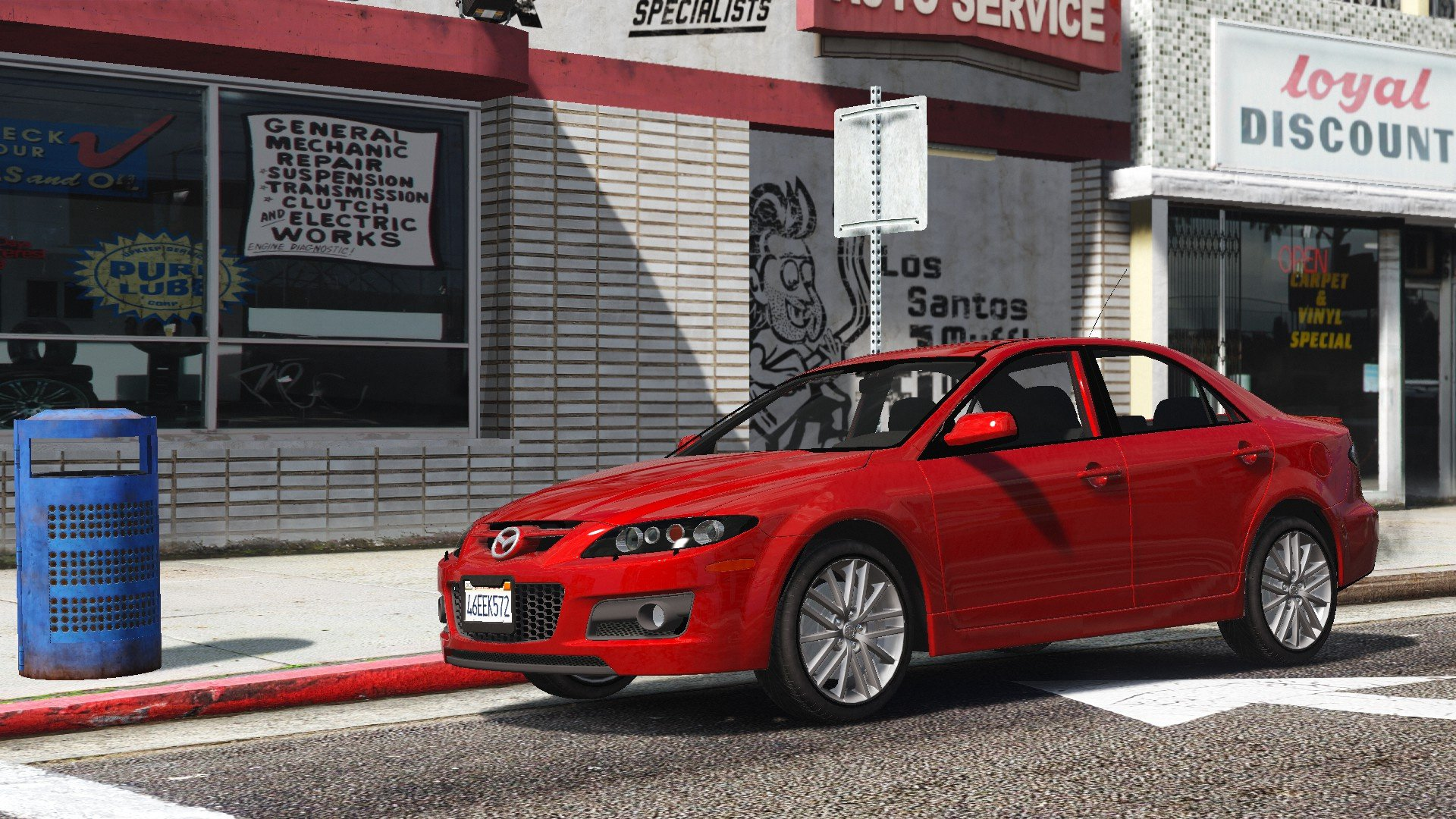 2006 mazda 6 mps gta5. Black Bedroom Furniture Sets. Home Design Ideas