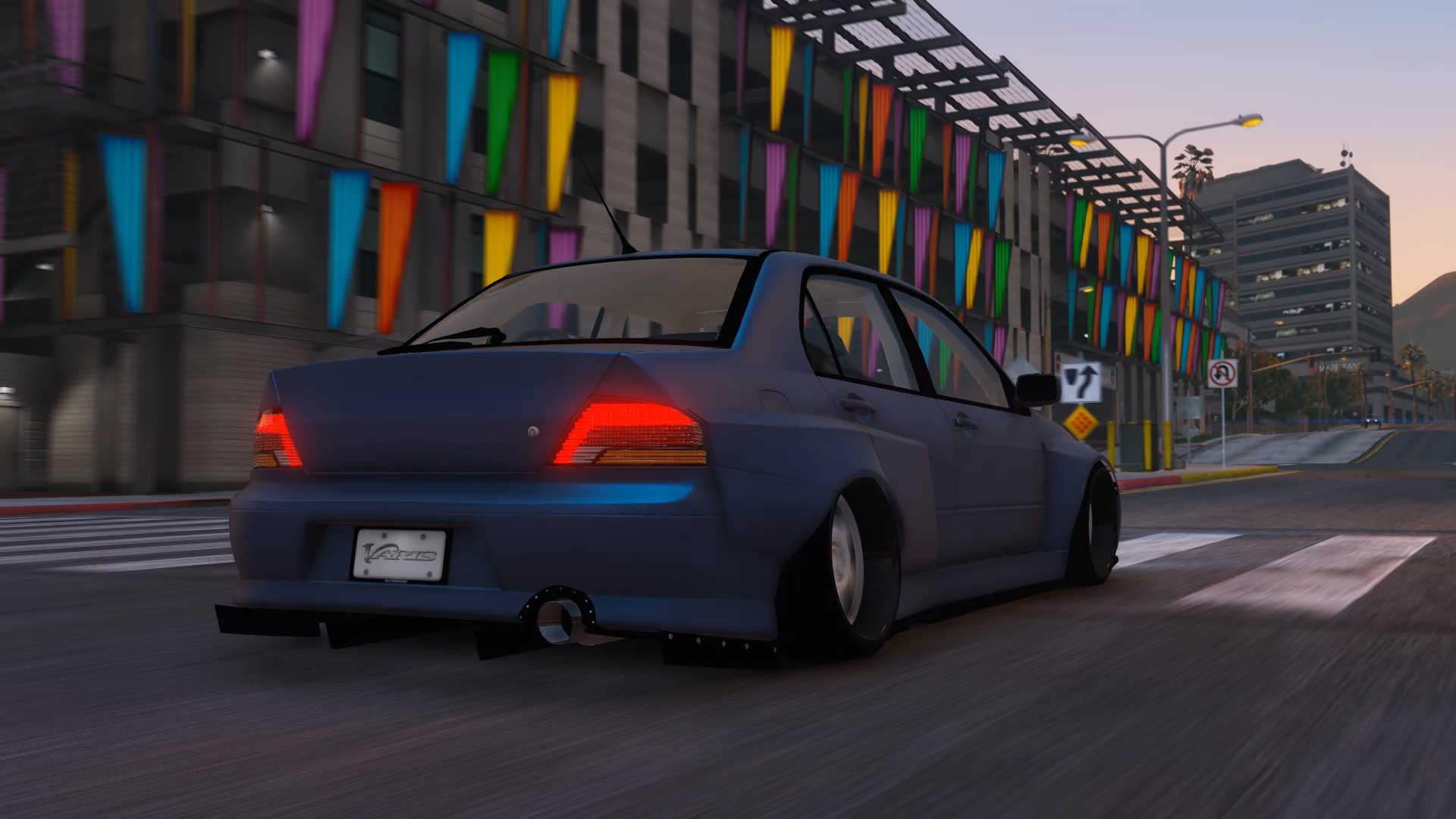 2006 Mitsubishi Lancer Evolution Clinched - GTA5-Mods com
