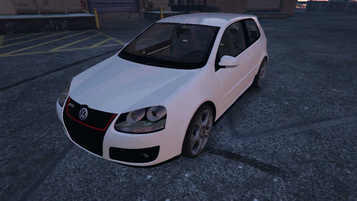 2006 Volkswagen Golf Gti V Add On Replace Gta5 Mods Com