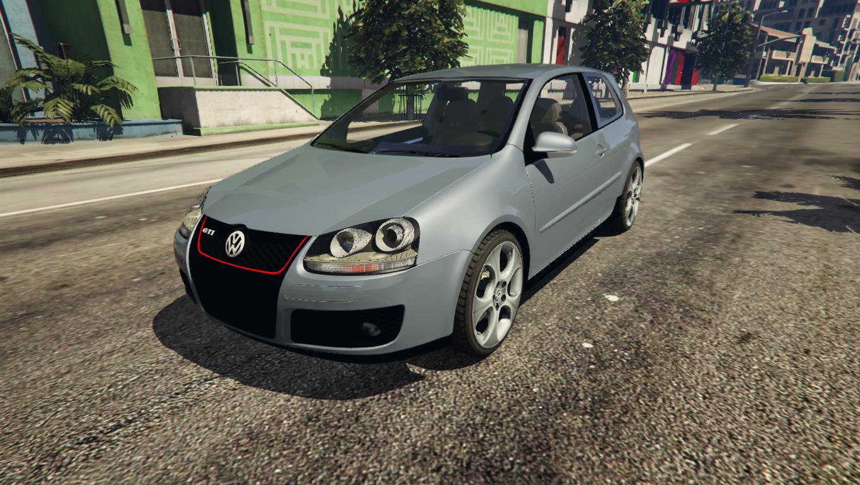 All Types gti 2006 : 2006 Volkswagen Golf GTI V [Add-On / Replace] - GTA5-Mods.com